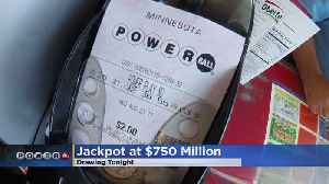 Are You Feeling The Powerball Fever? [Video]