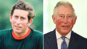 Prince Charles' Changing Looks! [Video]