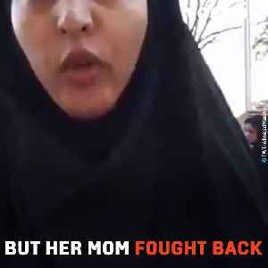 Young Iranian Girls Are Rebelling Against Oppressive Islamic Laws [Video]