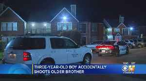 Child Shot By 3-Year-Old Brother At Apartment In South Oak Cliff [Video]