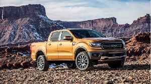 News video: Ford Sees Demand For Trucks Increase In China