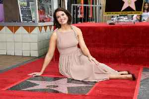 Mandy Moore's surreal Hollywood Walk of Fame star [Video]