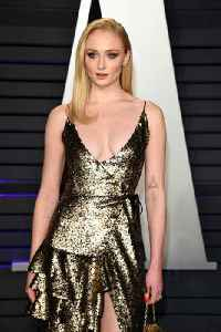 News video: Sophie Turner Says She's Only Told 'Two People' 'Game of Thrones' Ending
