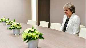 Theresa May To Resign As Prime Minister If She Receives Support For Her Brexit Deal [Video]