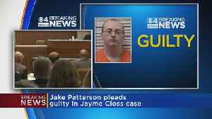 Jake Patterson Pleads Guilty In Jayme Closs Case [Video]