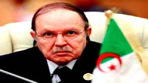 Algeria ruling party backs army call to remove president [Video]