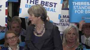 Theresa May: MPs react to PM's vow to step down [Video]