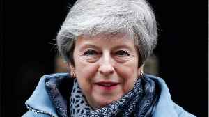 May Prepared To Step Aside As Brexit Negotiations Move Forward [Video]