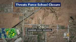 Vanden High School In Fairfield Closed Following Racist Threat; Other Incidents Investigated [Video]
