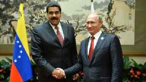 Venezuela Chaos Imperils Putin's Investment in Maduro Regime [Video]