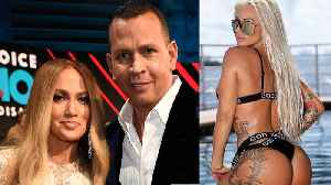 News video: Playboy Model BLASTS Alex Rodriguez For Trying To Hook Up DAYS Before He Proposed to Jennifer Lopez!