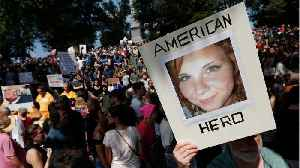 Heather Heyer's Killer, Self-Described Neo-Nazi, Pleads Guilty To Hate Crimes [Video]