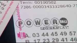 What are the odds? Powerball jackpot climbs to $750 million [Video]