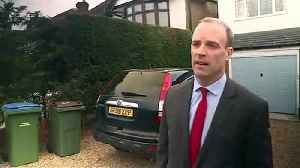 Dominic Raab: 'Time for pragmatism and realism' [Video]