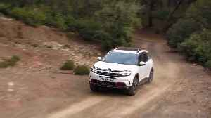 Citroen C5 Aircross SUV in White pearl [Video]