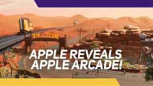 Apple digs deeper into the gaming industry [Video]