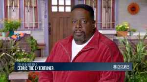 Cedric the Entertainer on Prostate Cancer [Video]