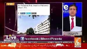 Moeed Pirzada Comments On Pakistan's Foriegn Office Spoke Person's Briefing On India's Dossier On Pulwama Attack.. [Video]