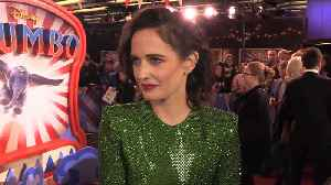 Eva Green finds ageing difficult [Video]