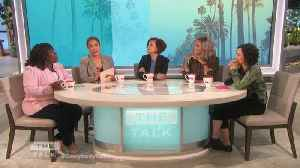 The Talk - Sharon Osbourne Unleashes on Simon Cowell For Losing Out on 'Masked Singer' Gig [Video]