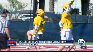 Bullis (MD) vs Oxbridge lacrosse 3/27 [Video]