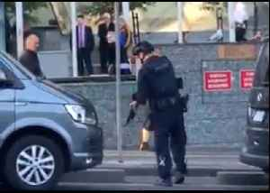 Melbourne Train Station Evacuated After Reports of Man With Gun [Video]