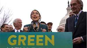 Despite Republican Efforts To Counter Green New Deal, The Climate Debate Is Shifting Leftwards [Video]
