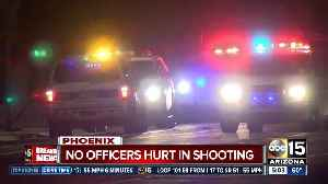 Suspect dead after officer-involved shooting in Phoenix [Video]