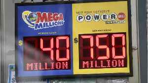 Powerball Was 3rd Biggest Ever At $768 Million [Video]