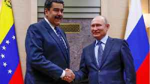 Russia Confirms Military Presence In Venezuela, Says Deployment Is Legal [Video]