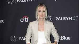 Kaley Cuoco Emotionally Thanked Stranger For Returning Wallet [Video]