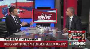 Eric Holder questions;When was America ever great? [Video]