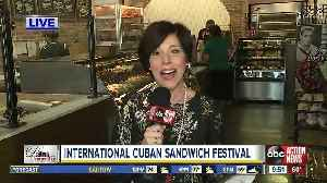 Positively Tampa Bay: Cuban Sandwich Festival [Video]