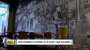Wurlitzer Building in North Tonawanda comes back to life with new local business [Video]