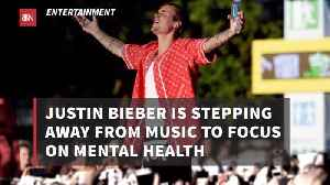 News video: Justin Bieber's Health Issues Have Become Overwhelming