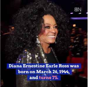 Happy Birthday To Diana Ross [Video]