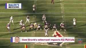 How New England Patriots tight end Rob Gronkowski's retirement impacts the New England Patriots | Baldy's Breakdown [Video]
