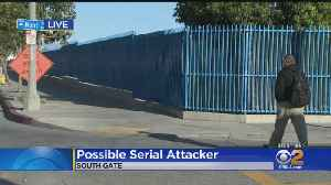 Man Riding A Bicycle Slashes Woman's Face In South Gate Area [Video]