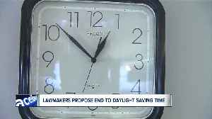 Ohio to consider making Daylight Saving Time permanent [Video]