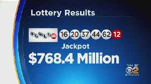 Powerball Numbers Revealed [Video]