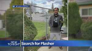 Search On For Flasher Outside Preschool [Video]