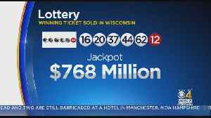 Powerball Winning Ticket Worth $768 Million Sold In Wisconsin [Video]