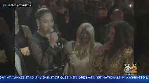 Beyonce Sings 'Happy Birthday' To Diana Ross [Video]