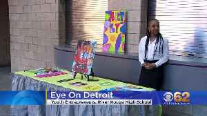 Eye On Detroit - Youth Entrepreneurs [Video]