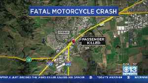 Woman Dead, Man Under Arrest & In Critical Condition After Motorcycle Crash On I-80 [Video]