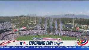 Dodger Stadium Prepped And Ready For Opening Day [Video]