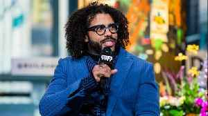 It's Important To Daveed Diggs To Balance His Loved Ones & His Career [Video]