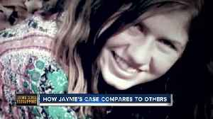 Jayme Closs case compared to others [Video]