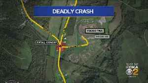 Man Killed In Indiana County Crash [Video]