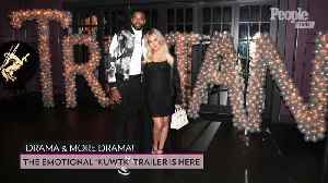 Khloé Kardashian Sobs Over Tristan Thompson in KUWTK Trailer: 'He Has No Respect for Me' [Video]